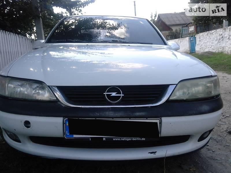 Opel Vectra B 1998 в Гайвороне