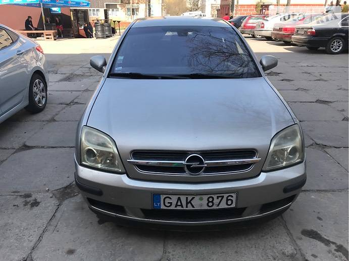 Opel Vectra C 2002 в Хмельницком