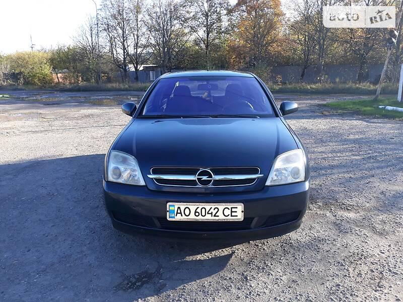 Opel Vectra C 2002 в Ужгороде