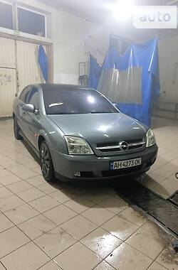 Седан Opel Vectra C 2002 в Киеве