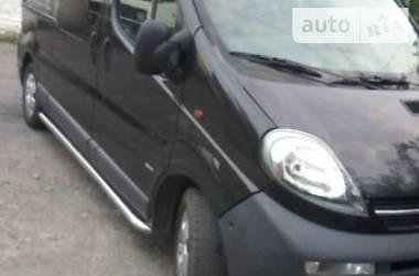 Opel Vivaro груз.-пасс. 2006 в Донецке