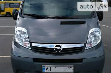 Opel Vivaro груз.-пасс. 2014 в Киеве