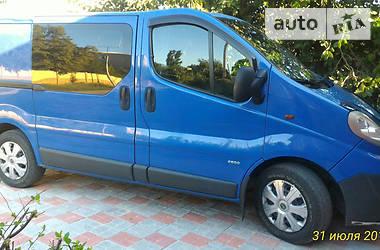Opel Vivaro груз.-пасс. 2007 в Бахмуте