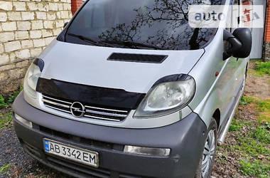 Opel Vivaro груз.-пасс. 2005 в Тульчині