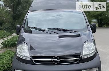 Легковой фургон (до 1,5 т) Opel Vivaro груз.-пасс. 2005 в Лисичанске