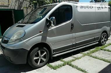 Opel Vivaro груз. 2011 в Городище
