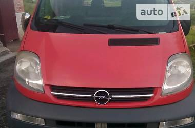 Opel Vivaro груз. 2003 в Турке