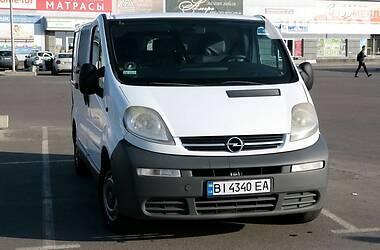 Opel Vivaro груз. 2002 в Полтаве