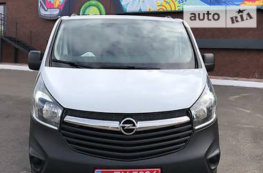 Opel Vivaro груз. 2015 в Києві
