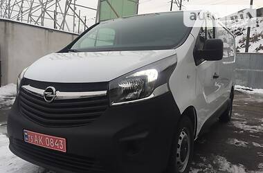 Opel Vivaro груз. 2016 в Львове