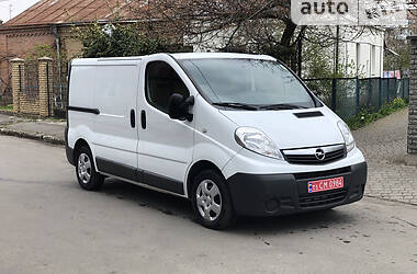 Opel Vivaro груз. 2014 в Луцьку