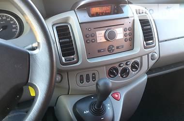 Opel Vivaro пасс. 2009 в Ивано-Франковске