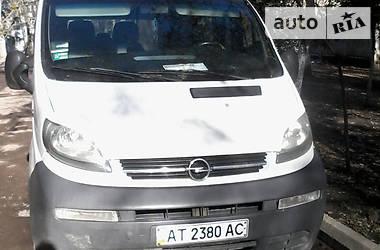 Opel Vivaro пасс. 2002 в Ивано-Франковске