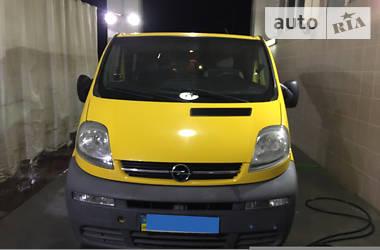 Opel Vivaro пасс. 2003 в Херсоне