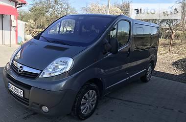 Opel Vivaro пасс. 2011 в Стрые