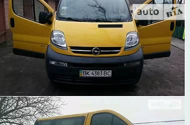 Opel Vivaro пасс. 2004 в Ровно