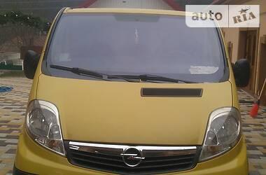 Opel Vivaro пасс. 2007 в Городенке
