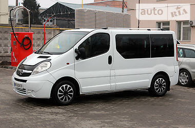 Opel Vivaro пасс. 2007 в Жмеринке