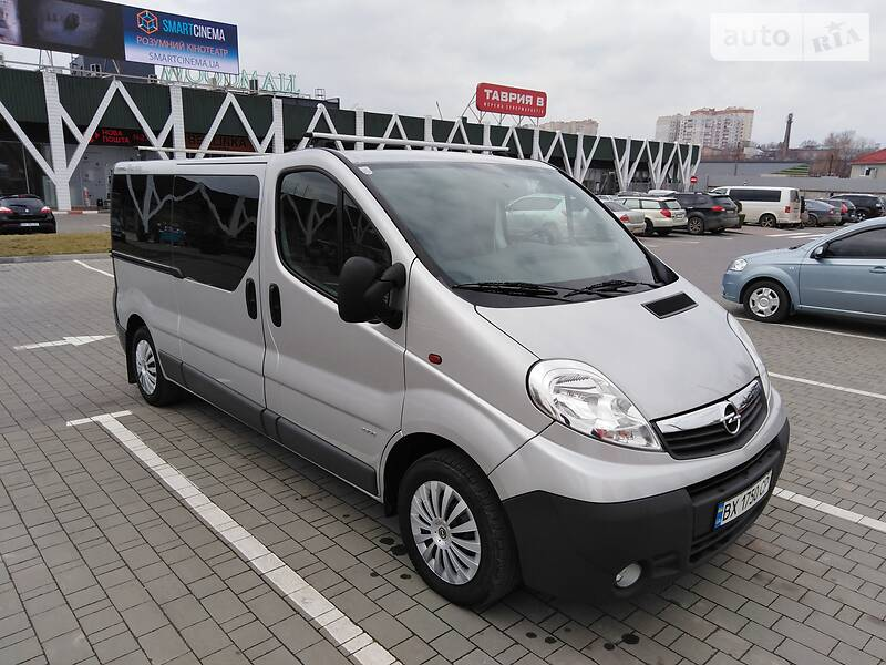 Opel Vivaro пасс. 2014 в Хмельницком