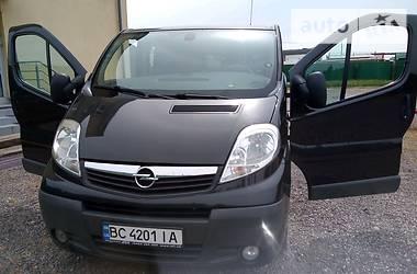 Opel Vivaro пасс. 2009 в Бродах
