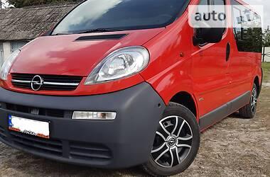 Opel Vivaro пасс. 2006 в Рожище