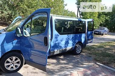Opel Vivaro пасс. 2007 в Тальном