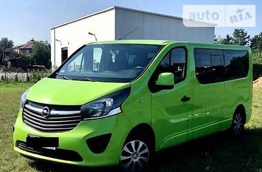 Opel Vivaro пасс. 2015 в Луцке