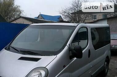 Opel Vivaro пасс. 2004 в Владимир-Волынском