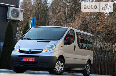 Opel Vivaro пасс. 2008 в Трускавце