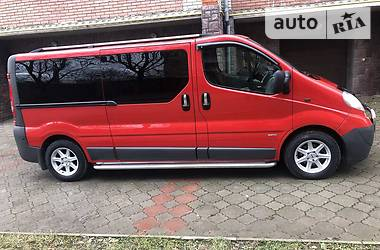 Opel Vivaro пасс. 2010 в Чорткове