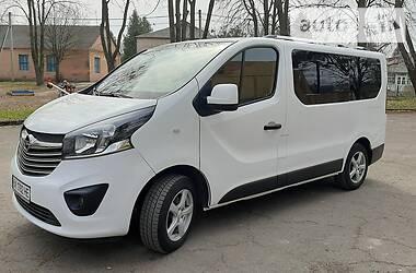 Opel Vivaro пасс. 2018 в Дубно