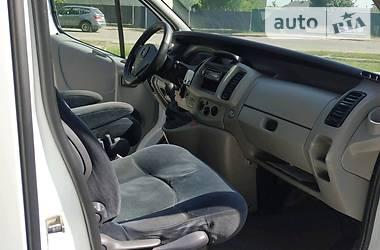 Легковой фургон (до 1,5 т) Opel Vivaro пасс. 2005 в Коломые