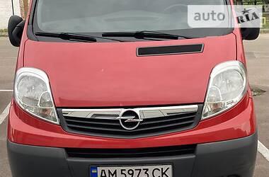 Легковий фургон (до 1,5т) Opel Vivaro пасс. 2014 в Коростишеві
