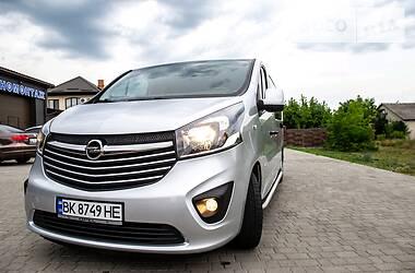 Інший Opel Vivaro пасс. 2017 в Сарнах