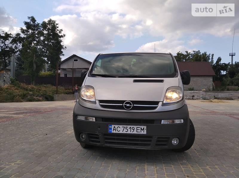 Opel Vivaro пасс. WOLF6ADS64V605489