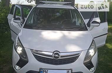 Минивэн Opel Zafira Tourer 2012 в Тернополе