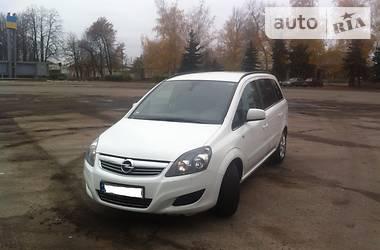 Opel Zafira 2010 в Харькове
