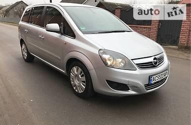 Opel Zafira 1.7..NAVI92KV 2011