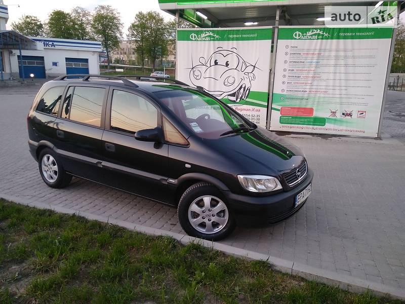 Opel Zafira 2000 в Ивано-Франковске