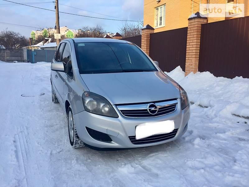 Opel Zafira 2011 в Киеве