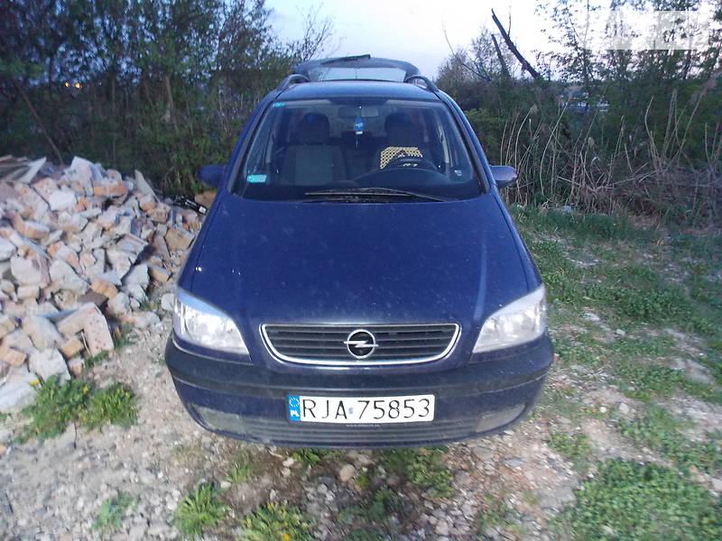 Opel Zafira 2000 в Хмельницькому