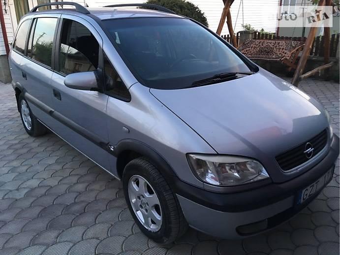 Opel Zafira 2003 в Коломые