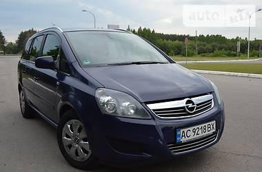 Opel Zafira 2010 в Ковеле