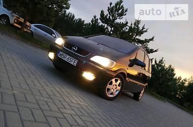 Opel Zafira 2002 в Львове