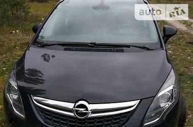 Opel Zafira 2012 в Обухове