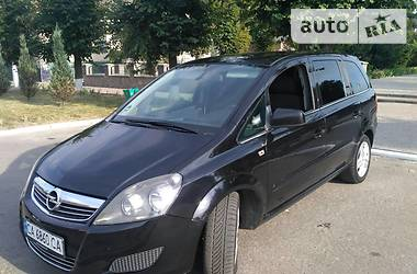 Opel Zafira 2010 в Полтаве