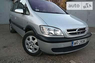 Opel Zafira 2003 в Львові