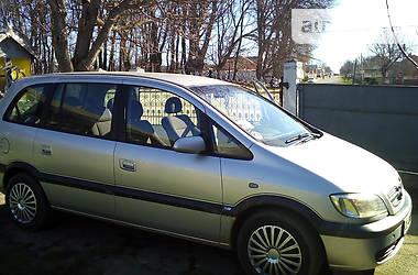 Opel Zafira 2005 в Чернівцях