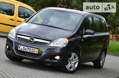 Opel Zafira 2010 в Дрогобыче