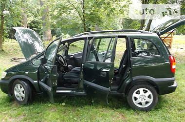 Opel Zafira 2001 в Полонном